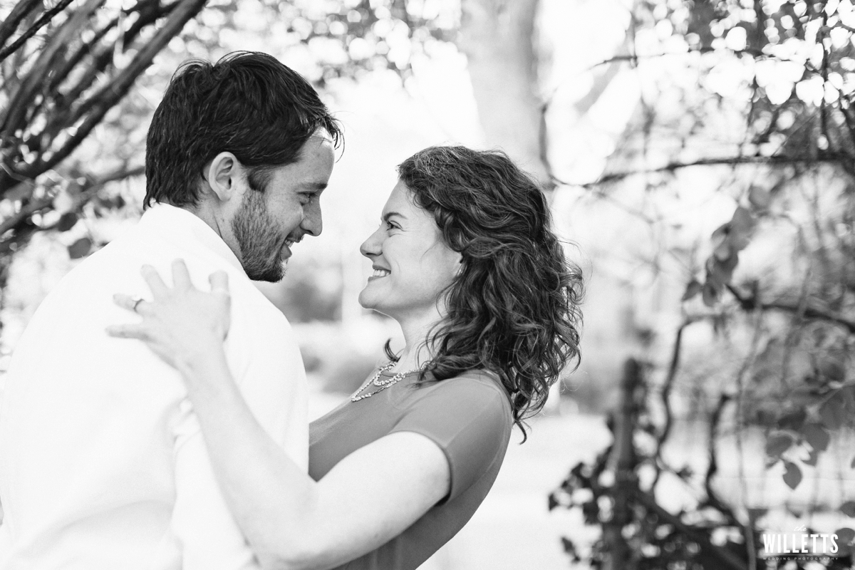 Erin + Austin Engaged | The Willetts - Piedmont Park Engagements!